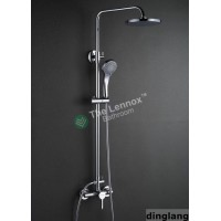 Shower Mixer Combination Round F16