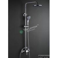 Shower Mixer Combination Round F16