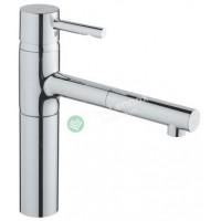 Kitchen Sink Mixer - Round Series 3217