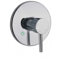 Shower Mixer - Round Series 129CP