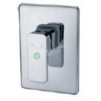 Shower Mixer - Square Series 153CP