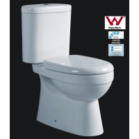 Toilet Suite - Two Piece 2850 Base S/P-Pan