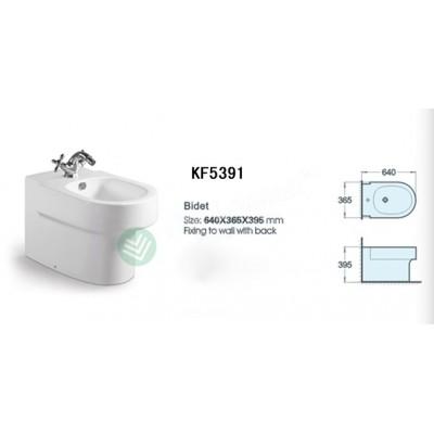 Bidet -BTW KF5391