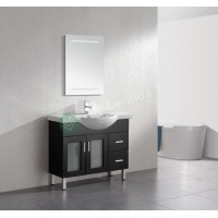 Vanity - Catania Series 750 Black Factory Second Clearance Sale