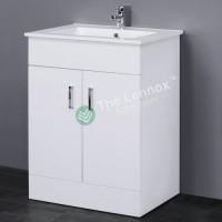 Vanity - Misty Series T600F White
