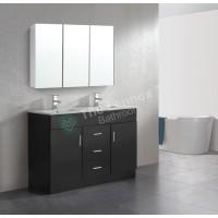 Vanity - Misty Series 1200F Black Double