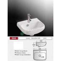 Ceramic Hand Basin 2949/2969