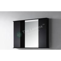 Mirror Cabinet B-1000 Black