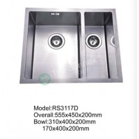 Kitchen Sink RS3117D