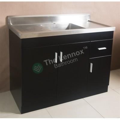Sink Cabinet - Sepia 1200 Black