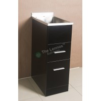 Sink Cabinet - Sepia 350 Black