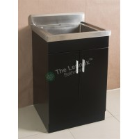 Sink Cabinet - Sepia 600 Black