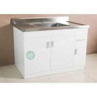 Sink Cabinet - Sepia 1200 White