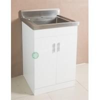 Sink Cabinet - Sepia 600 White