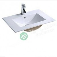 Ceramic Cabinet Basin - Rectangle Series 600S