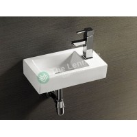 Ceramic Cabinet Basin - Rectangle Series 460