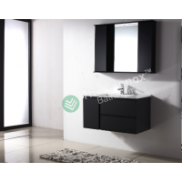 Vanity - Asron Series 1000mm Black