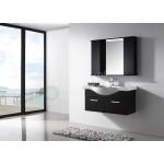 Vanity - Ryan Series 1000mm Black