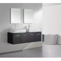 Vanity - Rubert Series 1500mm Black