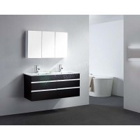 Vanity - Asron Series 1200mm Coffee Double