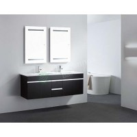 Vanity - Asron Series 1500mm Coffee Double