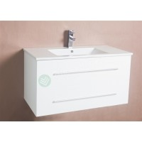 Vanity - Misty Series Plywood T900  in White - 100% Water Proof