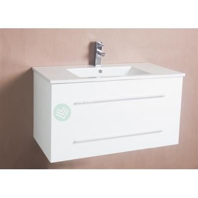 Vanity - Misty Series Plywood T900  in White - 100% Water Proof