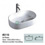 Counter Top Ceramic Basin 85110