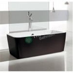 Freestanding Bathtub Square FC-304C 1700mm