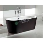 Freestanding Bathtub Oval 1700mm