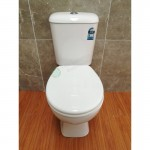 Toilet Suite - BTW A3969B S/P Pan