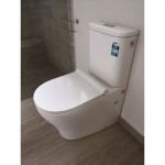 Toilet Suite - BTW Bella A3992 S/P Pan