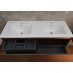 Vanity - BLANCHE Series 1200 Washed Oak