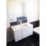 Vanity - Asron Series 900mm White
