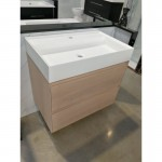 Vanity - ROSA Series 750 Washed Oak