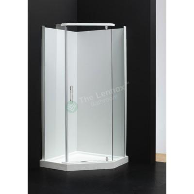 Shower Box - Bay Series 2 Sides (1000x1000mm)