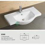 Ceramic Cabinet Basin - Round Series 800