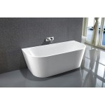 Free Standing Acrylic Bath BTW Oval 6835 1700mm