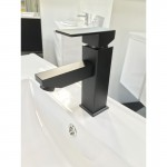 Basin Mixer - Square Series Black HD4201D9B