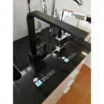 Kitchen Sink Mixer - Round Series JD-WK304-2B