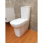 Toilet Suite - BTW CT10134 S/P Pan
