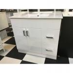 Vanity - Misty Series T900F White