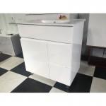 Vanity - Heron Series 750F White