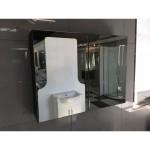 Mirror Cabinet Maize - 800 Black