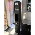Side Cabinet - Henna SB1750 Black