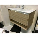 Vanity - Poli Series 900 Wood Grain