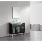 Vanity - Catania Series 800 Black