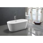 Freestanding Bath Royce Oval 1600mm