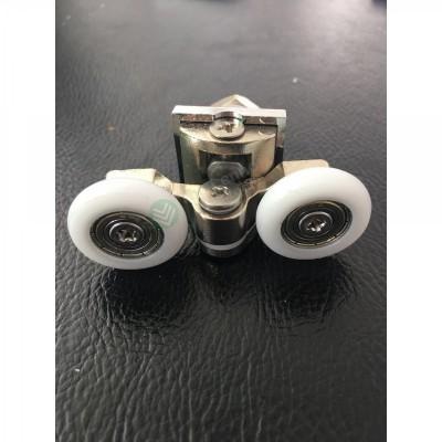 Shower Door Roller - Double Top GJ99