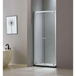 Shower Glass - Park Series Double Swing Doors 1000X1000X1900MM
